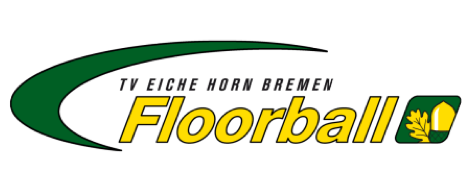 Eiche Horn Floorball